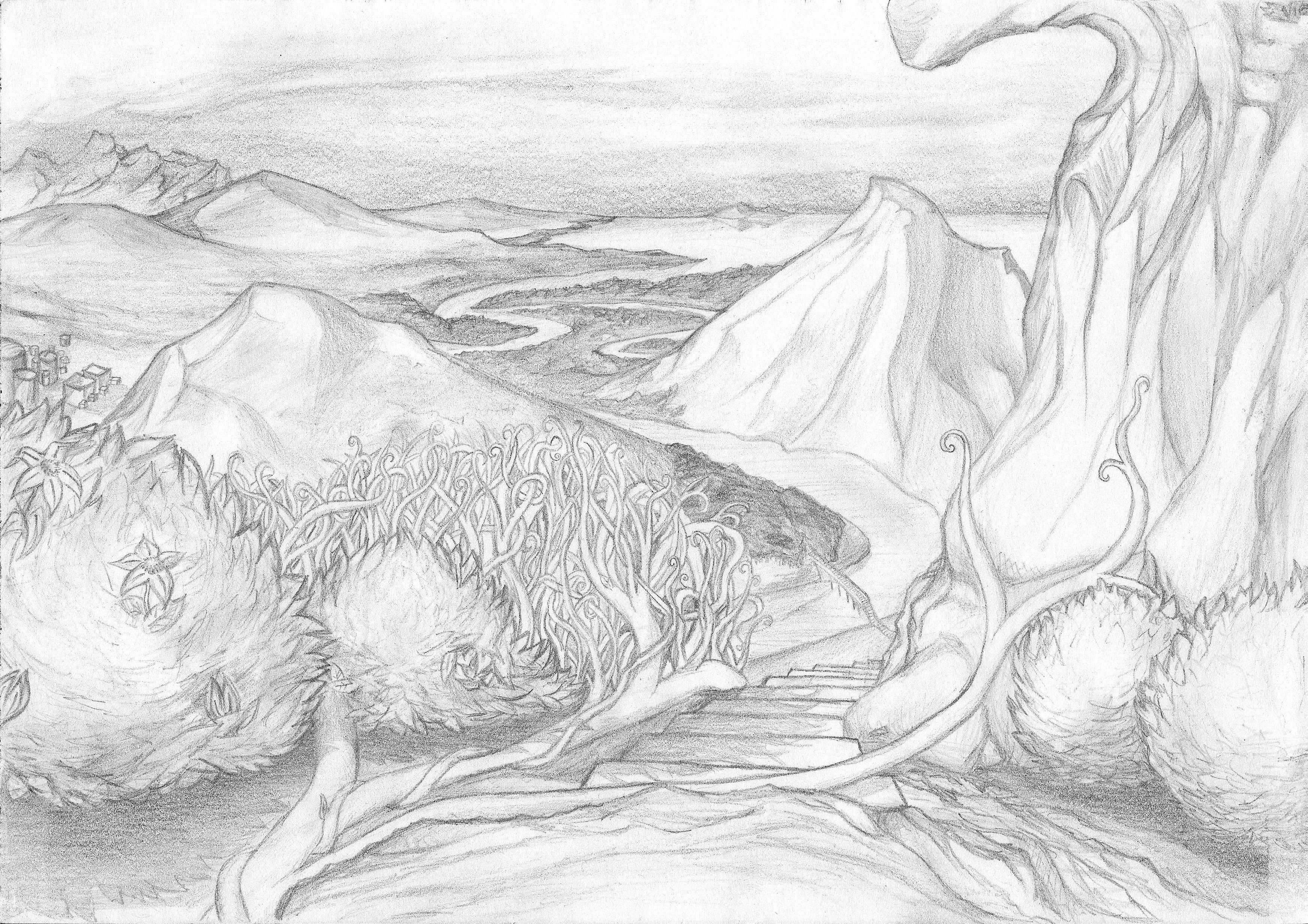 Drawing 'Gumpel'